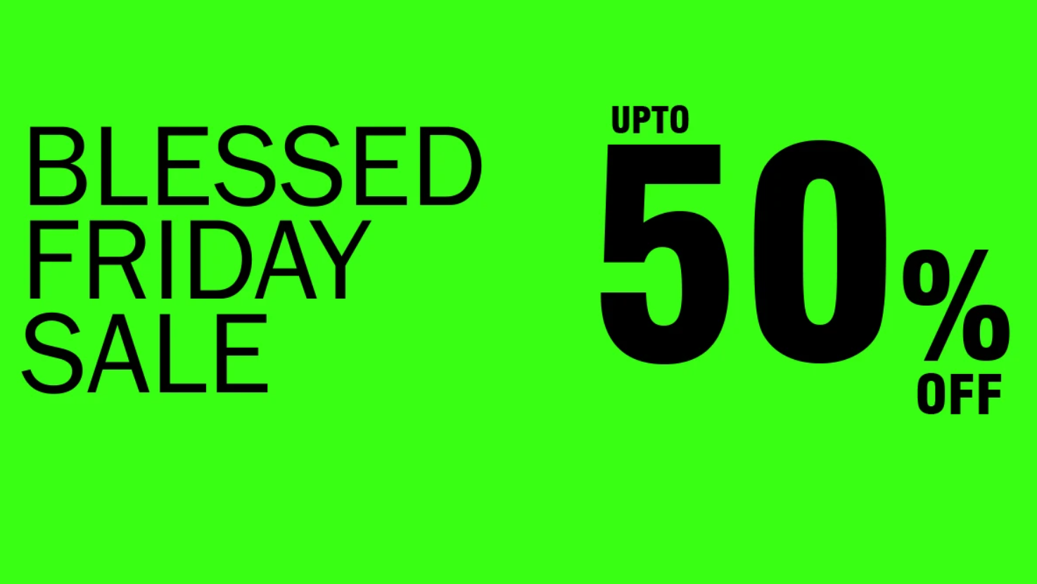 Breakout - Blessed Friday Sale