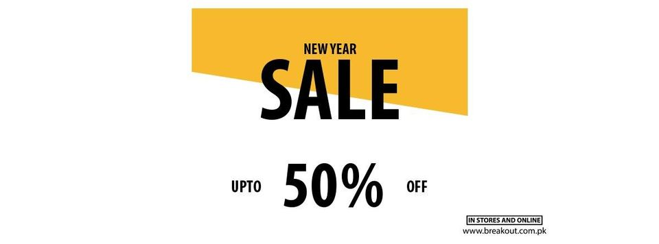 Breakout - New Year Sale