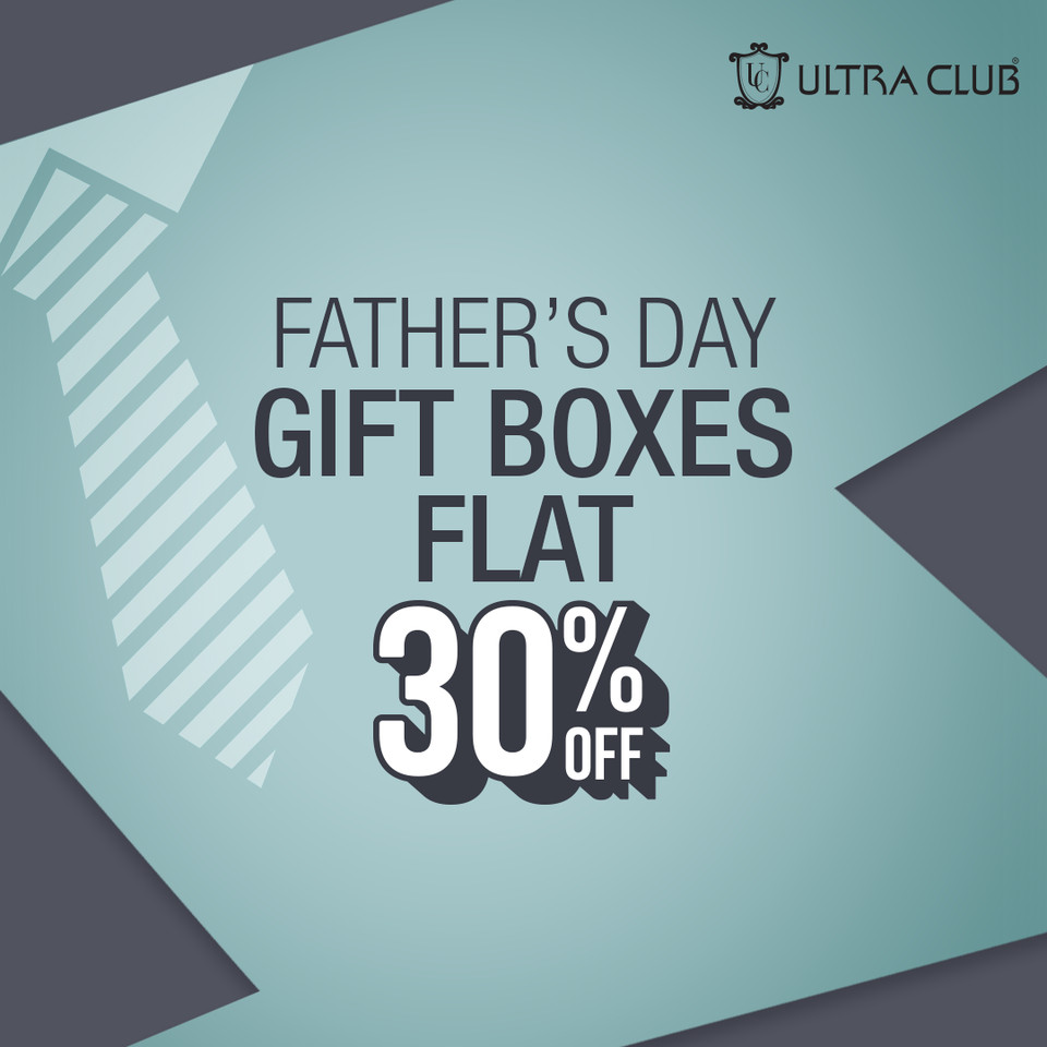 Ultra Club - Father's Day Sale