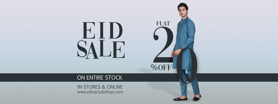 Ultra Club - Eid Sale