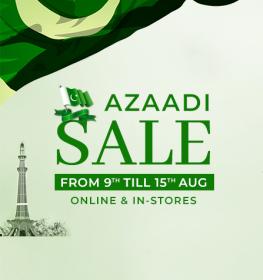 Unze London - Azadi Sale