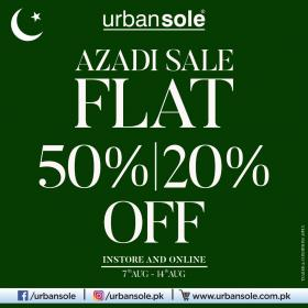 Urbansole - Independence Day Sale
