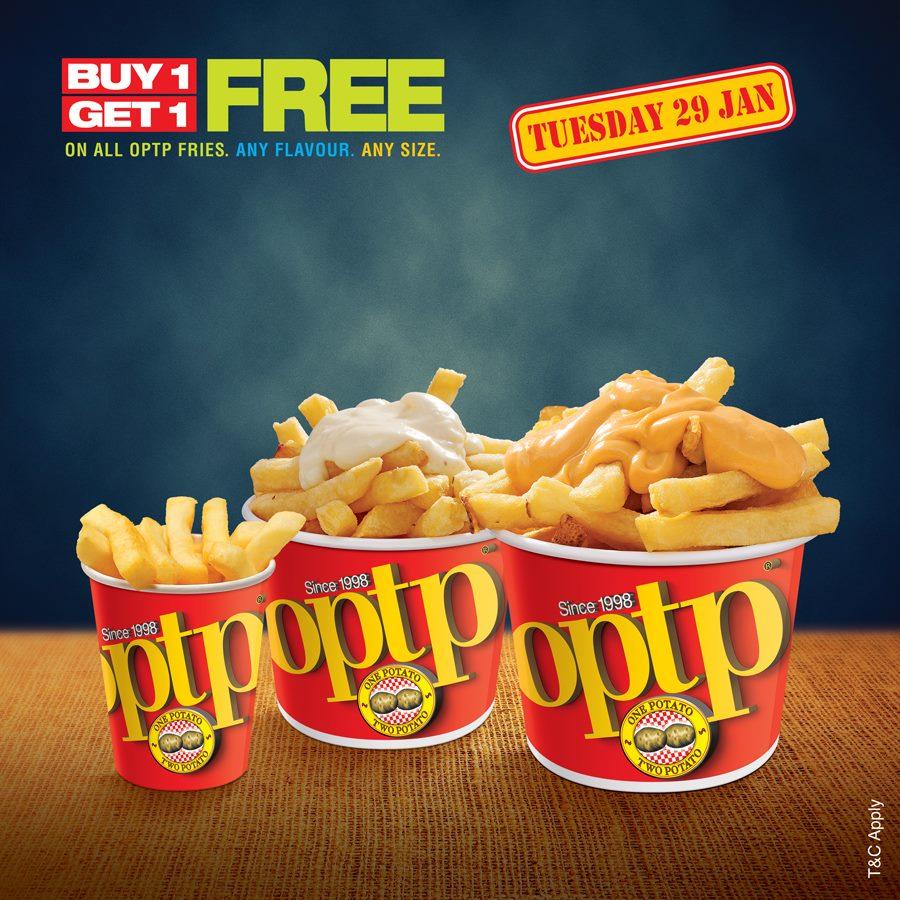 Optp - Buy 1 Get 1 Free