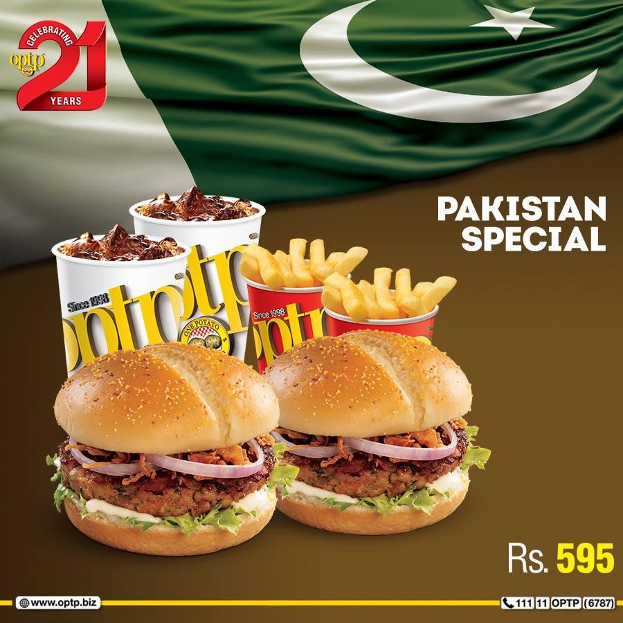 Optp -  OPTP Pakistan Special