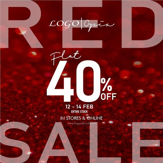 Logo - RED SALE