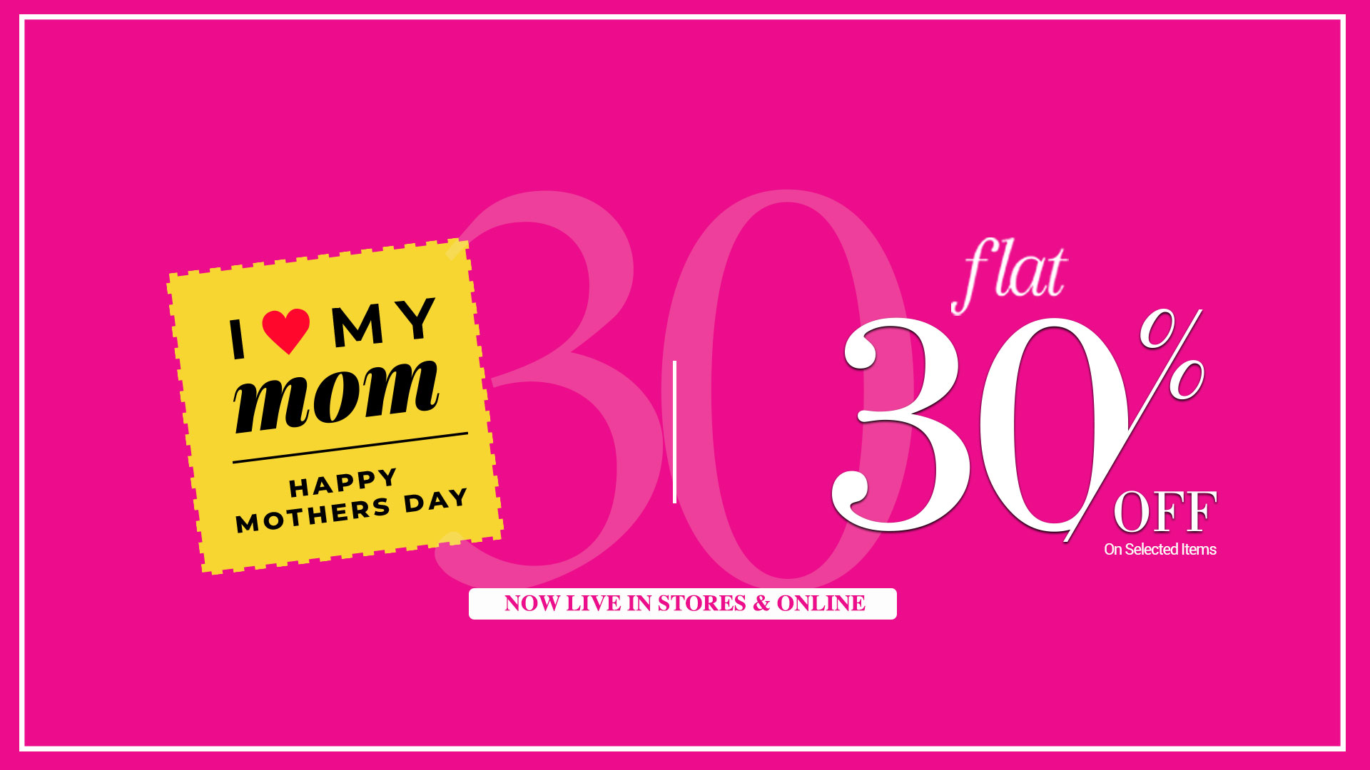 Warda - Mother's Day Sale