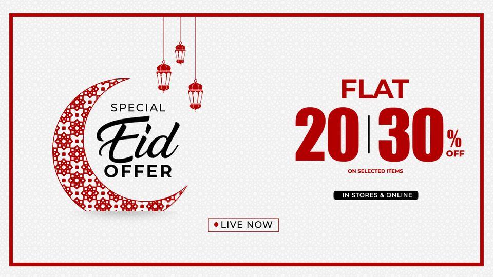 Warda - Eid Sale