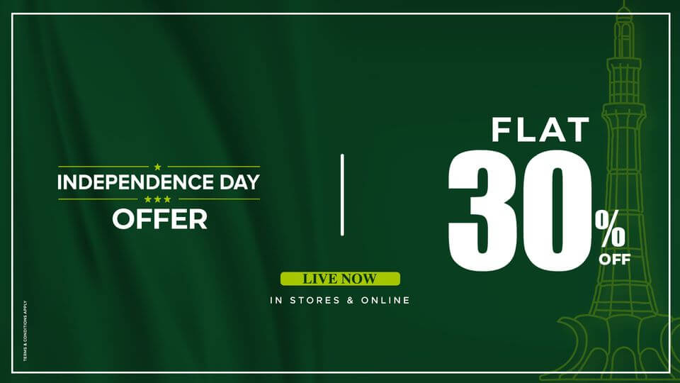 Warda - Independence Day Sale