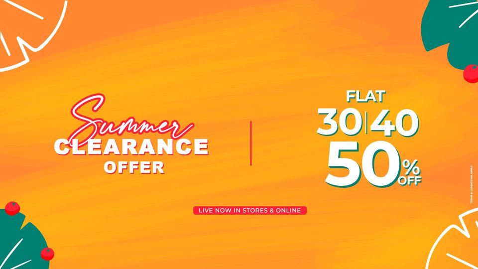 Warda - Summer Clearance Sale
