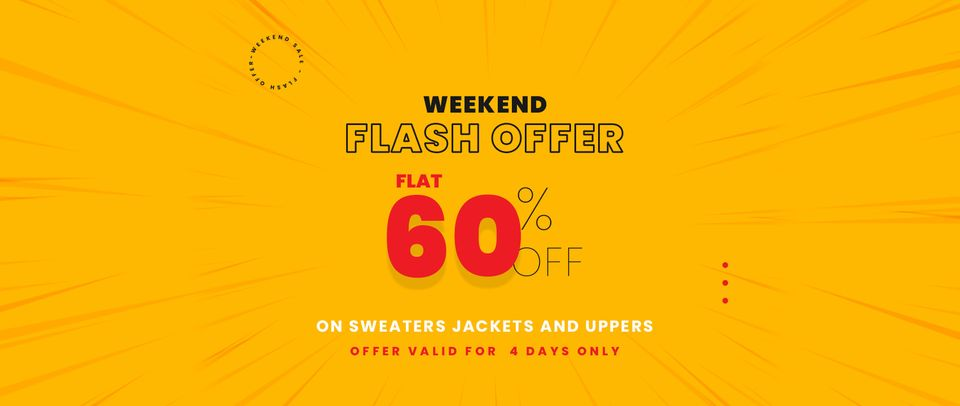 Ismail's - Weekend Flash Sale