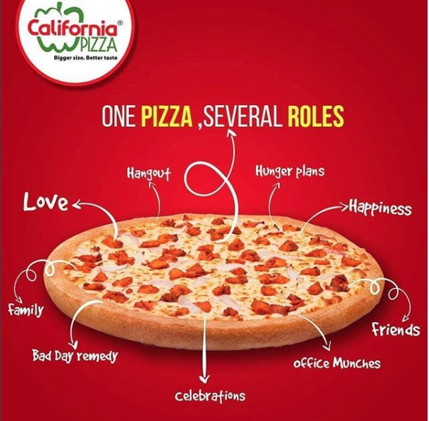 California Pizza - Exclusive 15% OFF