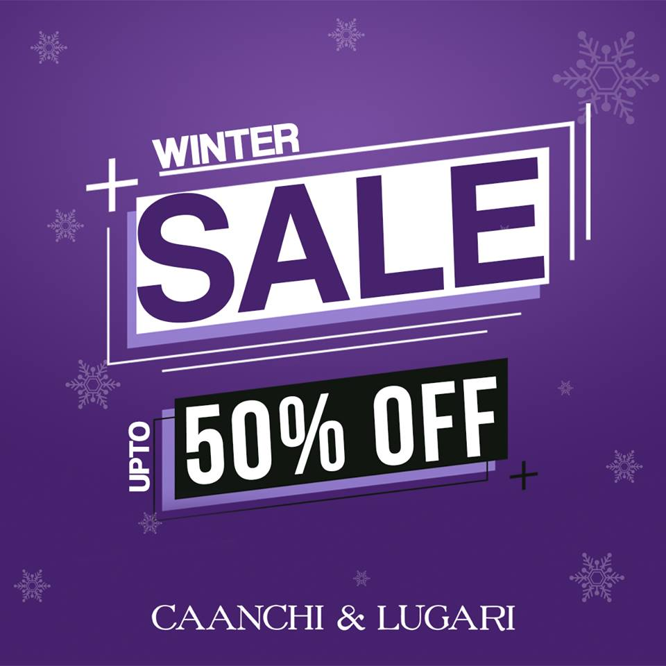 Caanchi & Lugari - It's A Luxury Winter Sale!