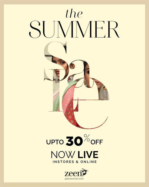 Zeen - The Summer Sale
