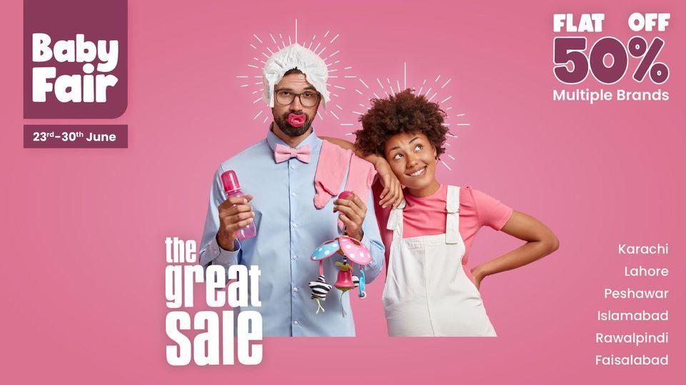 Zubaidas - The Great Sale